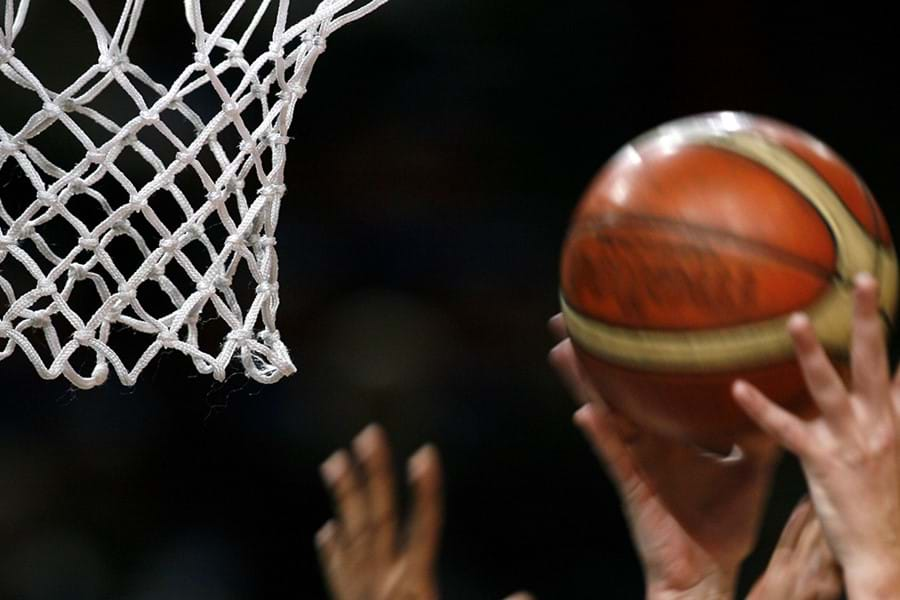 Basketball header