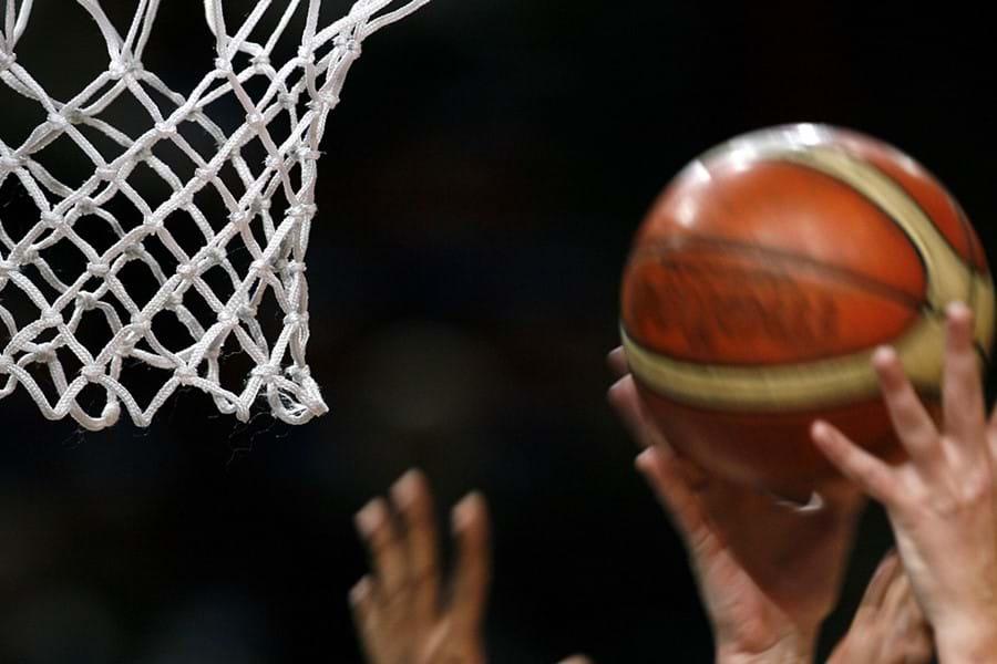 Basketball header