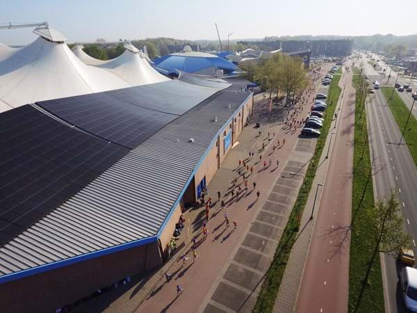 Corona: zaalhuur Sportbedrijf Deventer
